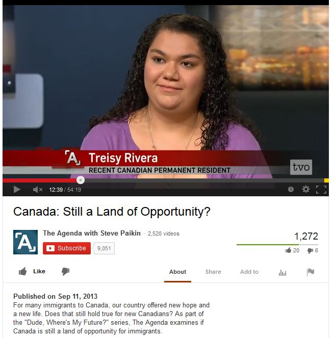 canada the land of opportunities Le rêve canadien: french immigrants find canada the land of opportunity in france's canada, economic opportunity french immigrants find canada the land.